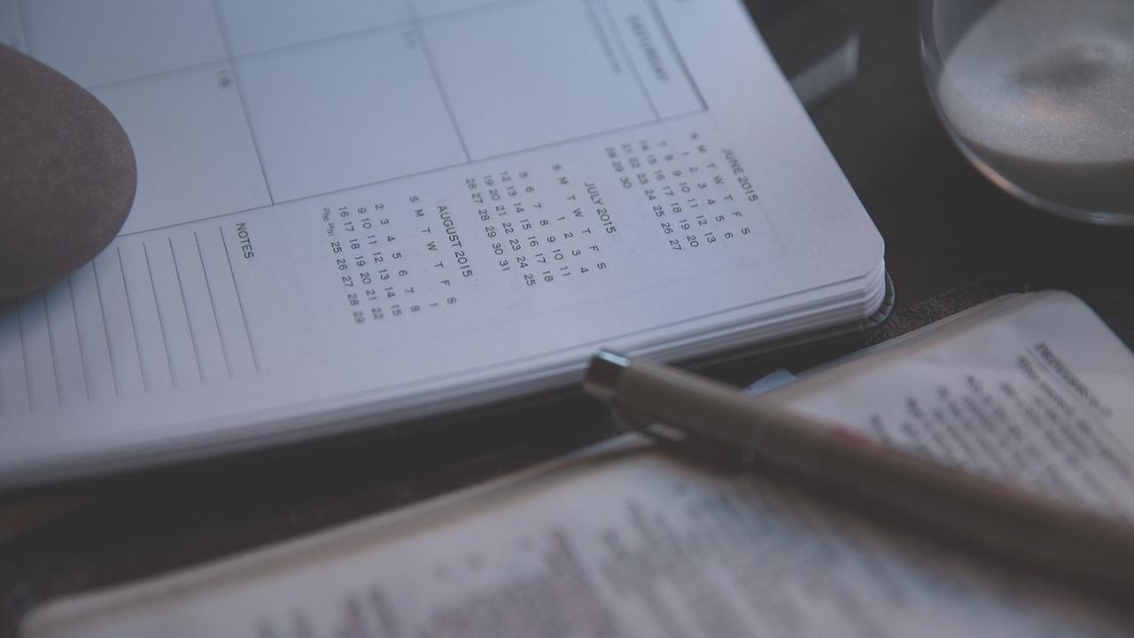 ほぼ日手帳がほぼ白紙で終わる人向け!毎日書き続けたくなるコツ