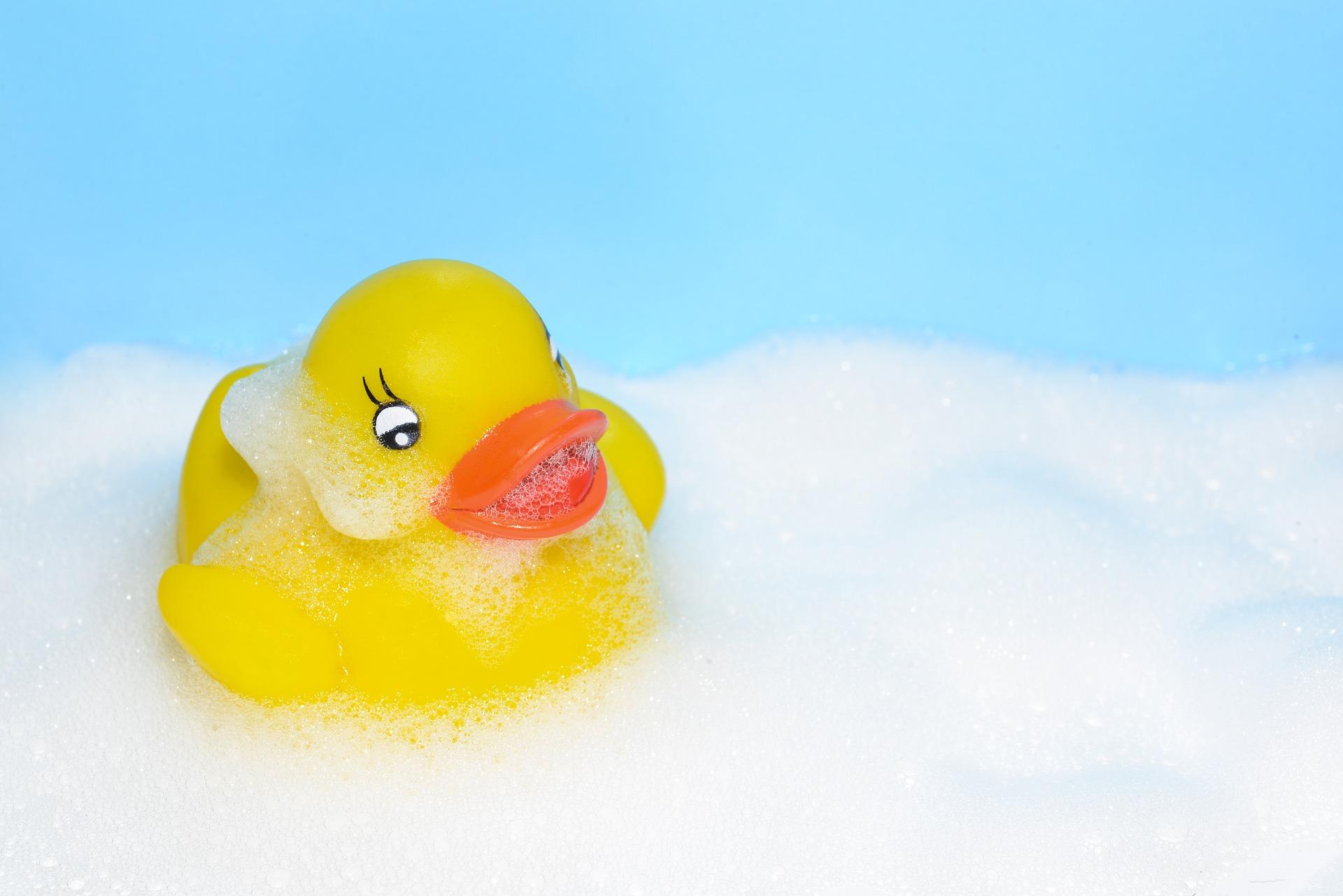 子供をお風呂でどう洗う?我が家の洗い方とスキンケアグッズ