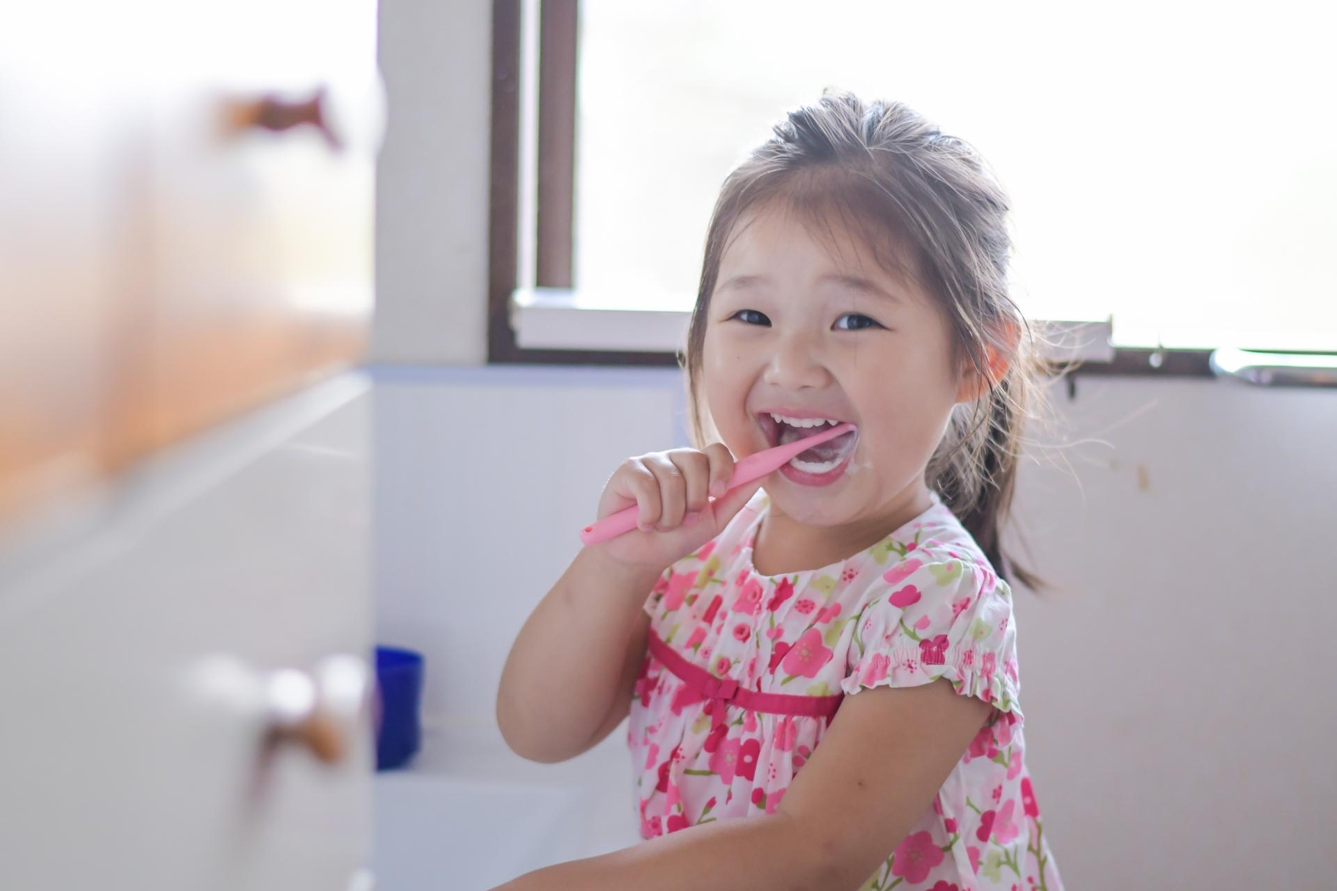 360度歯ブラシから2歳でまたまた他の歯ブラシに乗り換えた話